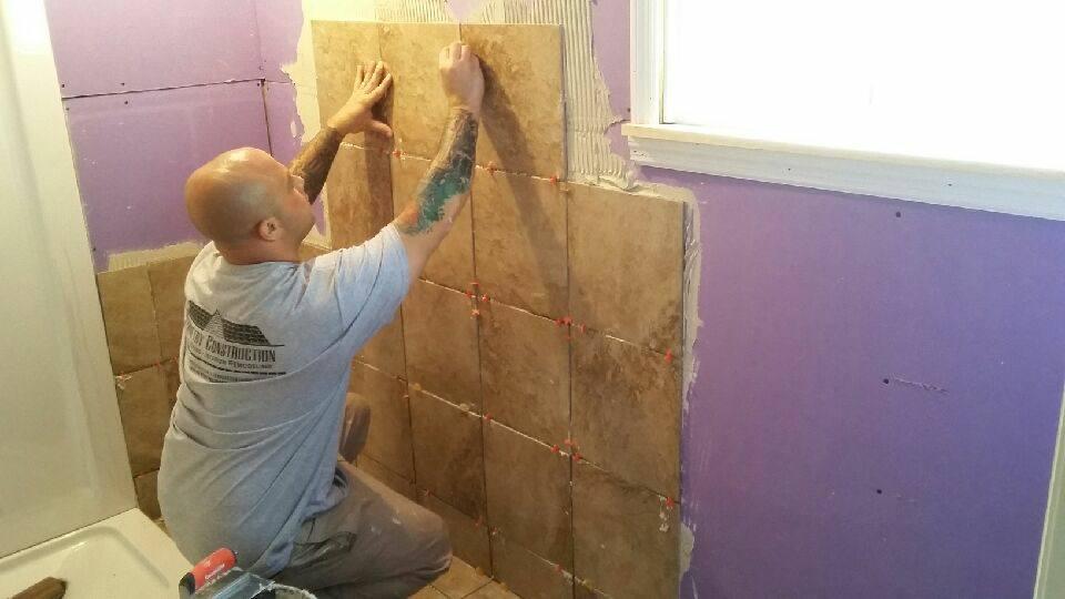 Mountainview Restoration Bathroom Remodel