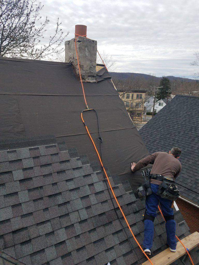 Stroudsburg Slate Roof