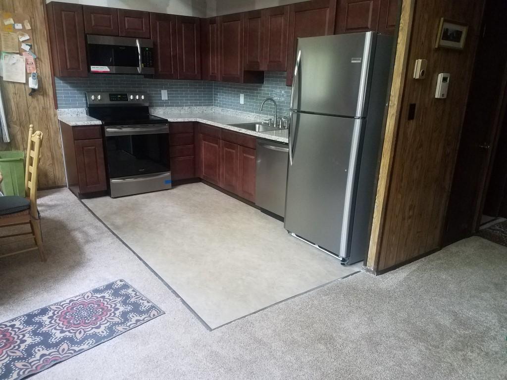 Albrightsville Kitchen Remodel