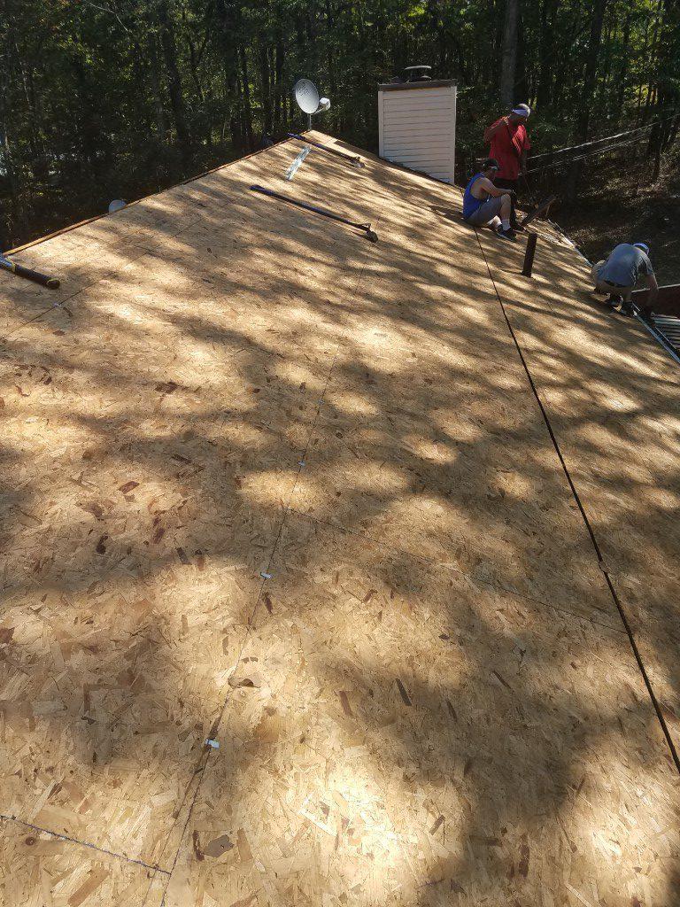 Jim Thorpe Roof