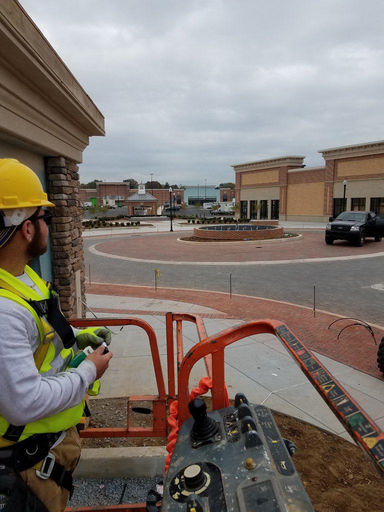 Lansford Belmont Commercial Siding Nichiha Fiber Cement
