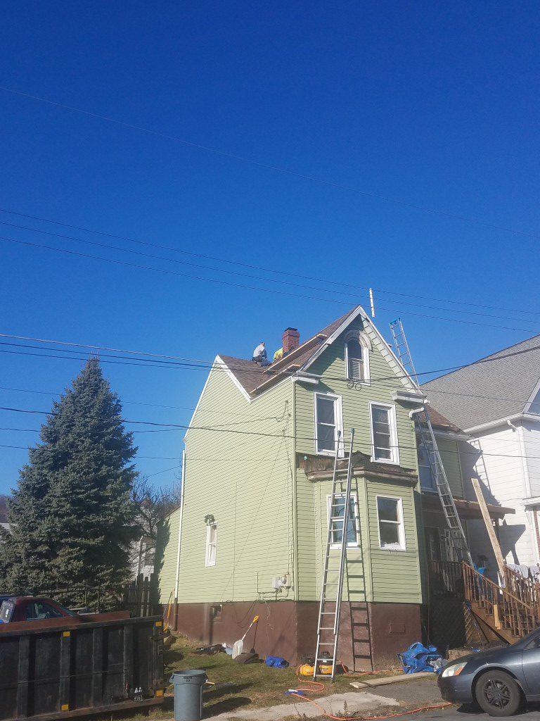 Lansford Roof
