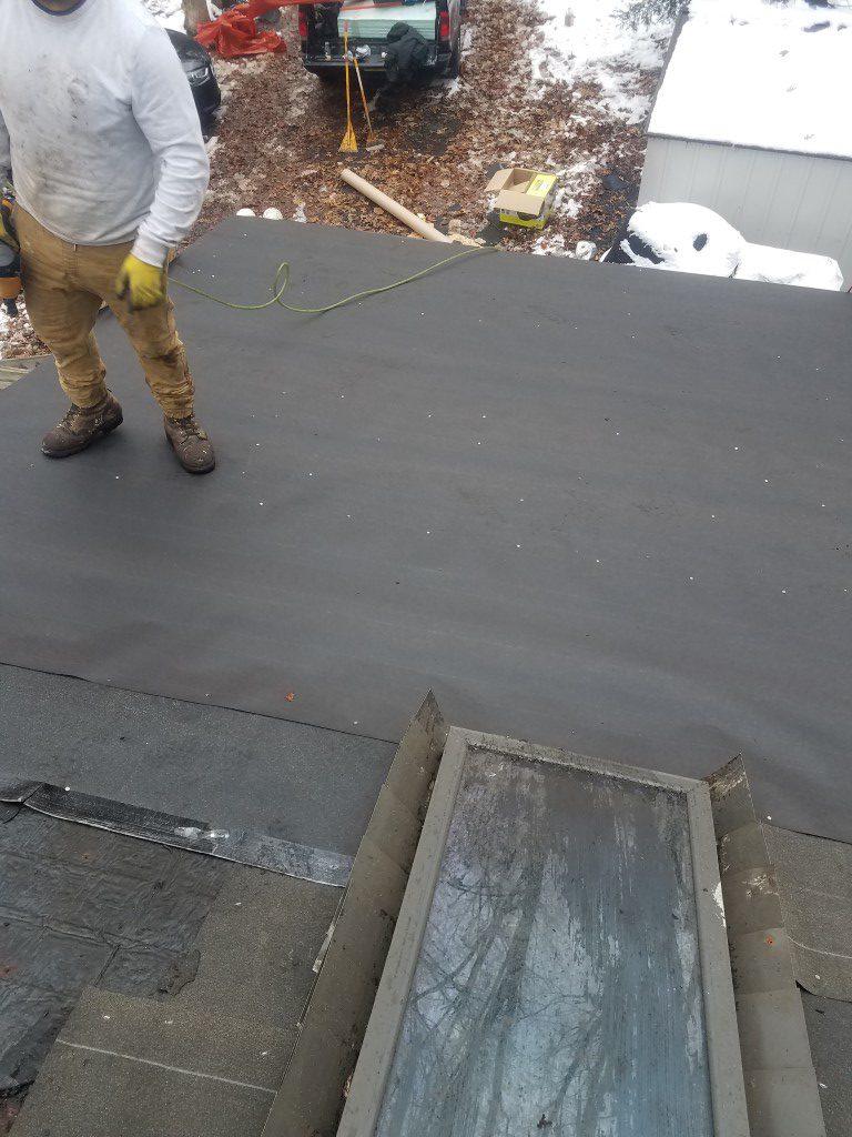 Stroudsburg Rubber Roof